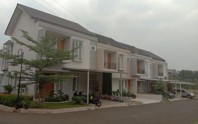 Ilustrasi: Rumah tapak Botanical Puri Asri milik PT Repower Asia Indonesia Tbk / Repowerasiaindonesi...