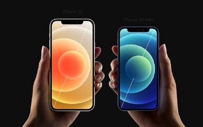 iPhone 12 dan iPhone 12 mini / iBox.co.id\n