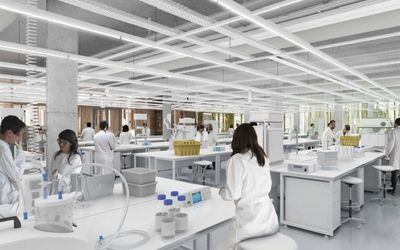 New Cambridge R&D Centre and Global HQ AstraZeneca. Dok: www.astrazeneca.com\n