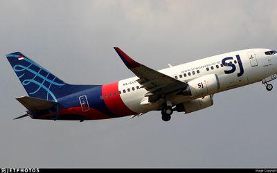 Boeing 737-500 Sriwijaya Air Jetphoto\n