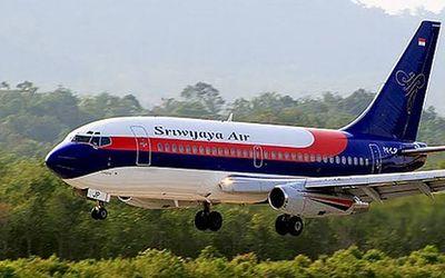 Boeing 737-500 Sriwijaya Air/Istimewa\n