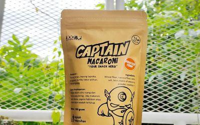 Produk Captain Macaroni asal Jogja / Instagram @captainmacaroni.id\n