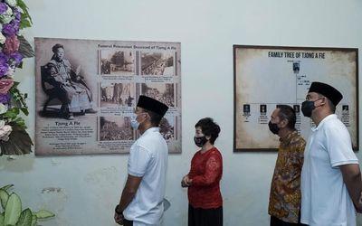 Kunjungan Sandiaga Uno ke Kota Medan / Dok. Kemenparekraf\n