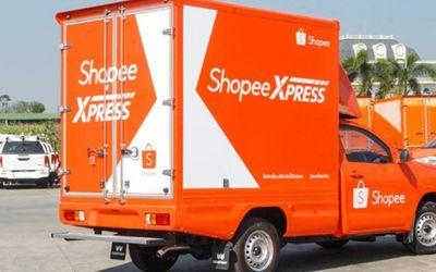 Jasa pengiriman barang e-commerce Shopee Express / Shopee.co.id\n