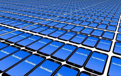 Ilustrasi sosial media Facebook / Pixabay\n