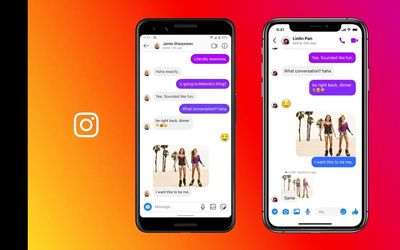 Facebook umumkan update terbaru untuk Instagram dan Messenger/9to5mac.com\n