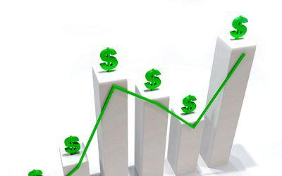 Ilustrasi grafik uang. Dok: Freepik.\n