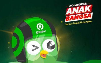 Kolaborasi dua perusahaan Gojek dan Tokopedia menjadi GoTo Group / Dok. Gojek\n