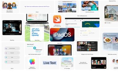 Apple resmi umumkan iPadOS 15, intip fitur barunya yang akan segera rilis/Apple\n