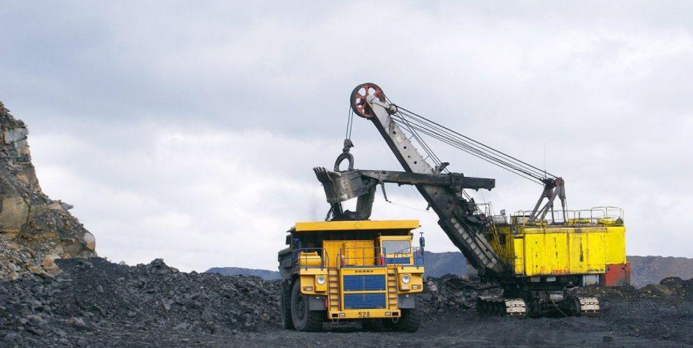 Ilustrasi pertambangan batu bara. / Pixabay\n