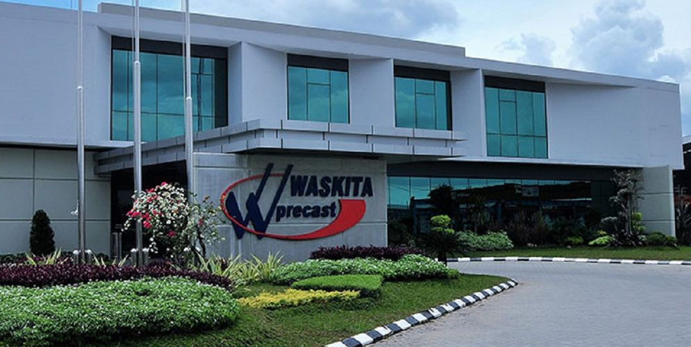Gedung PT Waskita Beton Precast Tbk. / Waskitaprecast.co.id\n