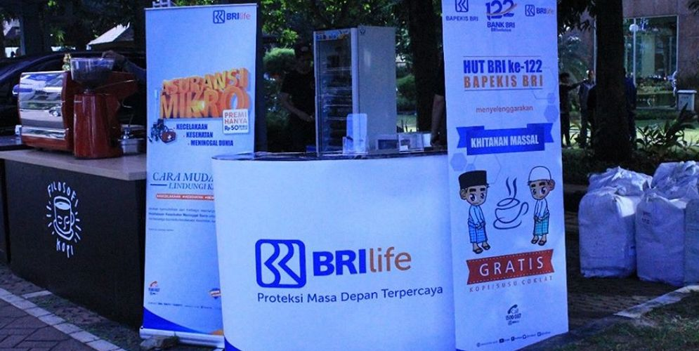 PT Asuransi BRI Life. / Facebook @BRILIFEID\n