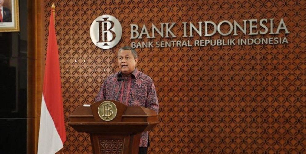 Gubernur Bank Indonesia Perry Warjiyo. / Facebook @BankIndonesiaOfficial\n