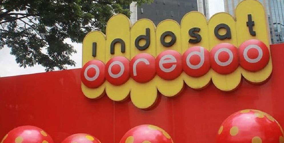 Lambang PT Indosat Tbk. / Facebook @IndosatOoredoo\n