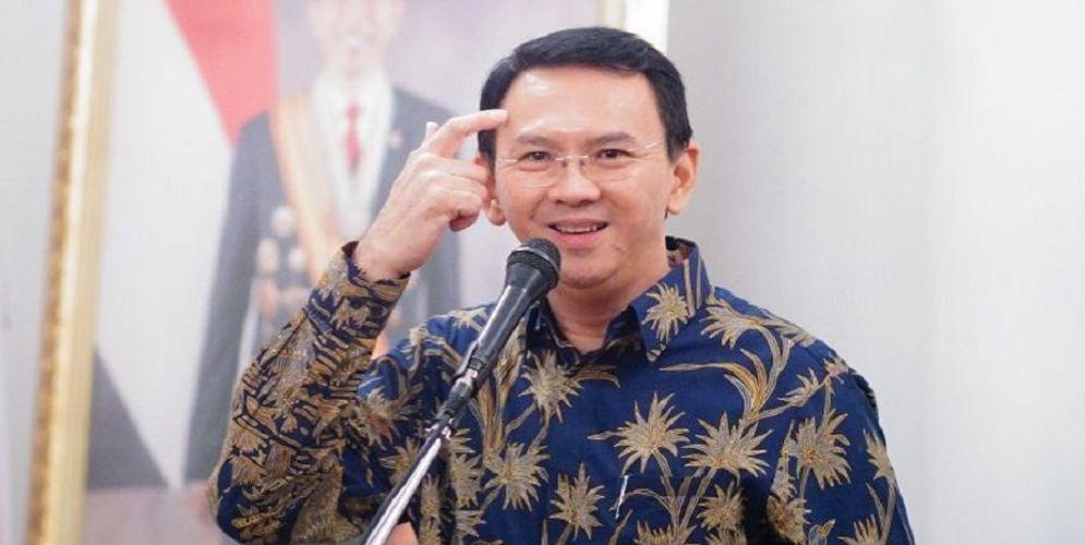 Komisaris Utama PT Pertamina (Persero) Basuki Tjahaja Purnama alias Ahok / Instagram @basukibtp\n