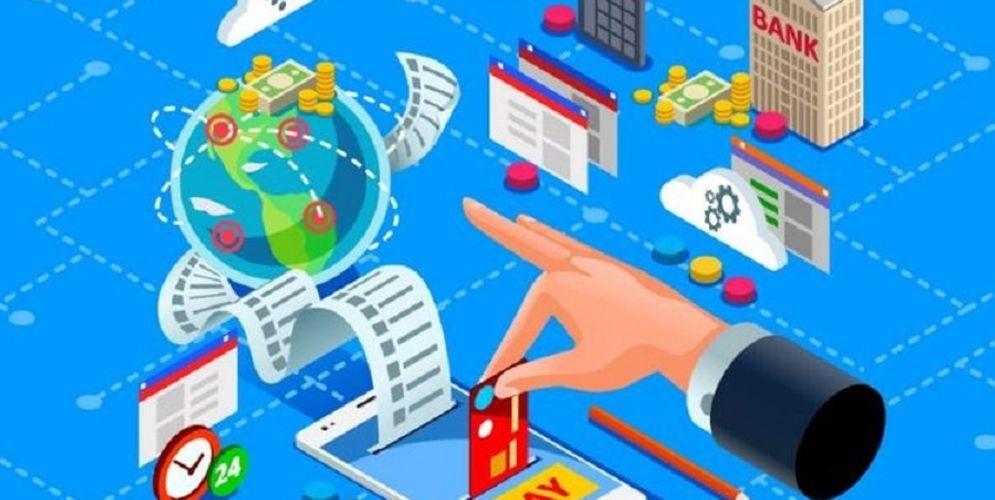Ilustrasi pungutan pajak layanan digital hingga e-commerce / Shutterstock\n
