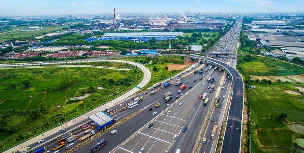 Kawasan Industri Jababeka/ Sumber: idxchannel.com\n