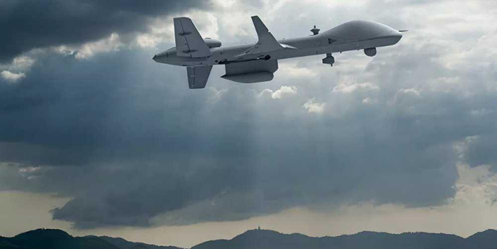 Drone Reaper/General Atomics \n