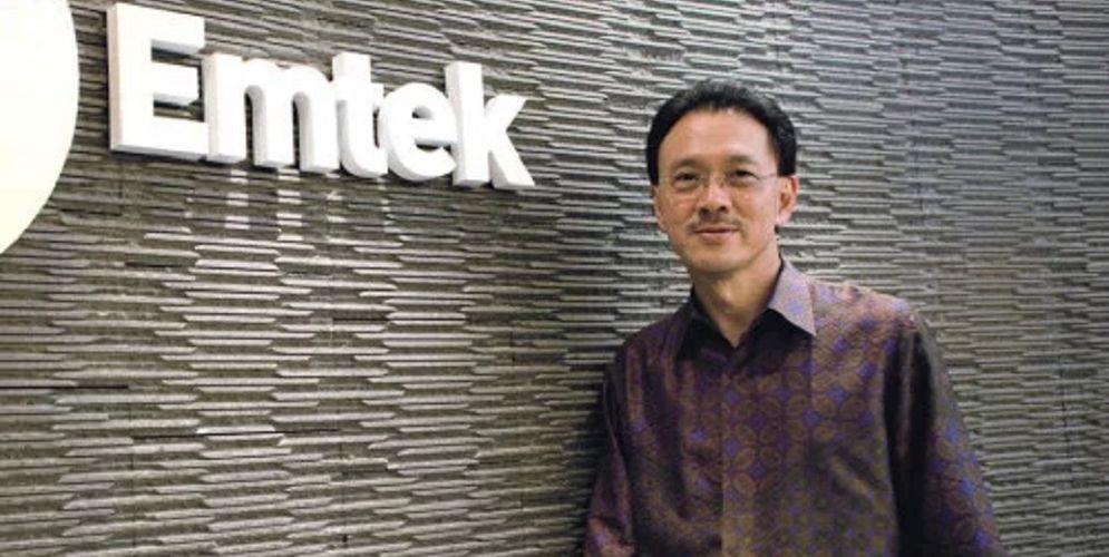 Konglomerat pemilik Grup Emtek, Eddy Kusnadi Sariaatmadja / Forbes Indonesia\n