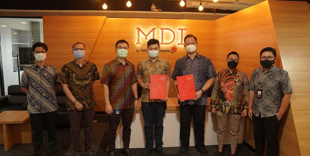 MDI Ventures Pimpin Pendanaan Seri C Untuk Cermati, Kini Jadi Perusahaan Holding /Dok Kementerian BUMN\n