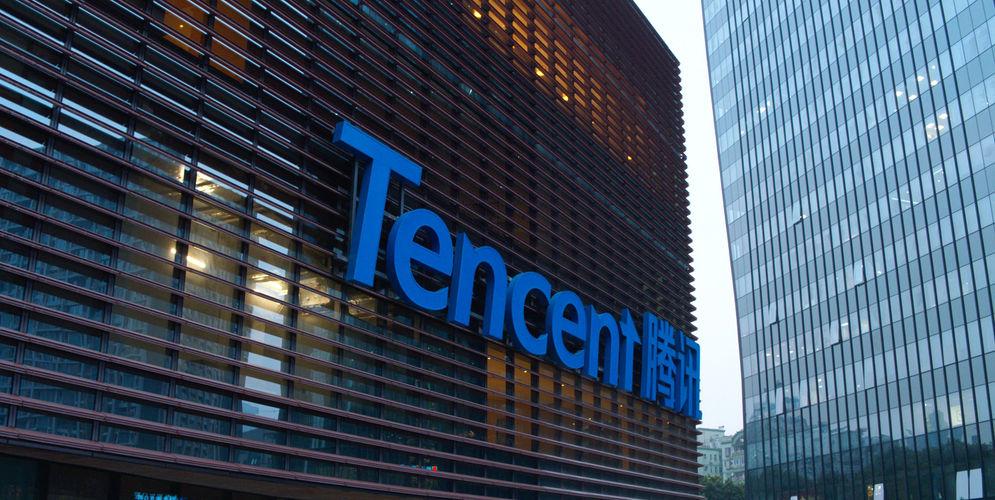 Sumber; Website Tencent\n