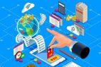 <p>Ilustrasi pungutan pajak layanan digital hingga e-commerce / Shutterstock</p>\n