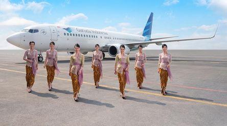 Maskapai penerbangan pelat merah PT Garuda Indonesia (Persero) Tbk. dan anak perusahaannya, Citilink...