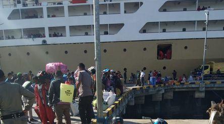 Pemulangan Pekerja Migran Indonesia di Pelabuhan/ Bnp2tki.go.id\n