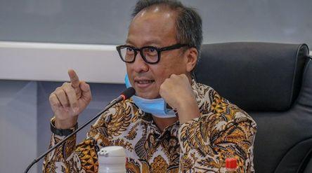 Menteri Perindustrian Agus Gumiwang Kartasasmita / Dok. Kemenperin.go.id\n