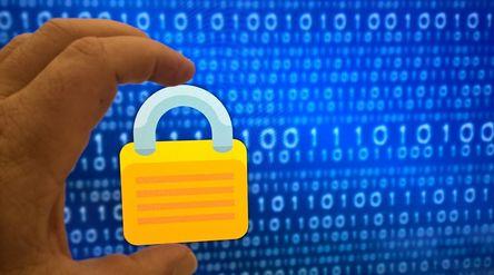 Ilustrasi perlindungan data pribadi. / Pixabay\n