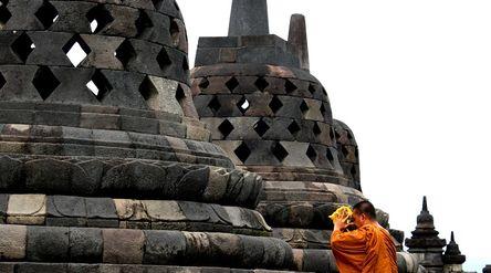 Candi Borobudur segera dibuka kembali setelah ditutup selama 3 bulan. / Pixabay\n