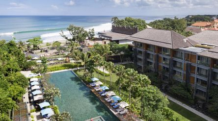 Hotel Indigo Seminyak, Bali. / Dok. PT Agung Podomoro Land Tbk\n