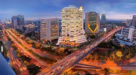 Intiland Tower Jakarta. / Intiland.com\n
