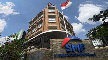 Kantor PT Sarana Multigriya Financial (Persero) / Facebook @PTSMFPersero\n
