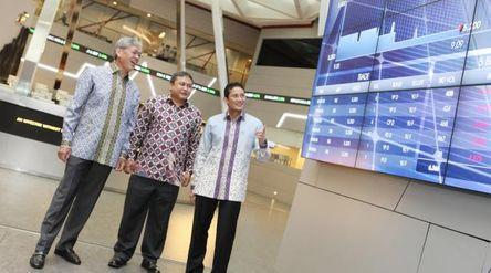 Konglomerat Edwin Soeryadjaya dan Sandiaga Salahuddin Uno bermitra untuk mendirikan PT Saratoga Inve...