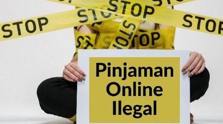 Ilustrasi Fintech pinjaman online atau kredit online ilegal. / Foto: Modalrakyat.id\n