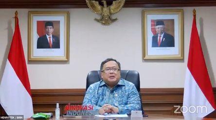 Menteri Riset dan Teknologi/ Kepala Badan Riset dan Inovasi Nasional (Menristek/Kepala BRIN) Bambang...