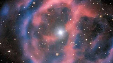 Ilustrasi: pemandangan ruang angkasa/foto:European Space Agency \n