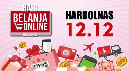Ilustrasi Hari Belanja Online Nasional (Harbolnas). / Istimewa\n