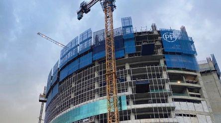 BUMN konstruksi PT Pembangunan Perumahan (Persero) Tbk (PTPP) / Facebook @ptpptbk\n