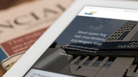 PT Bank Mandiri (Persero) Tbk. atau Bank Mandiri bekerja sama dengan perusahaan data cloud, Cloudera...