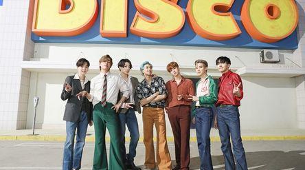 Boyband BTS jadi salah satu simbol K-Pop Korea Selatan / Facebook @bangtan.official\n