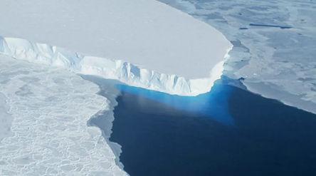 Gletser antartika/NASA\n
