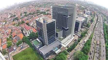 Gedung BUMN PT Wijaya Karya (Persero) Tbk (WIKA) / Wika.co.id\n