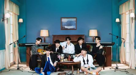 Boyband asal Korea Selatan, BTS. Dok: BTS/Facebook.\n