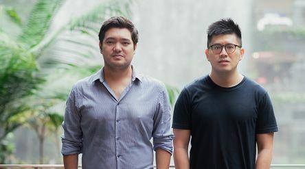 Diego Rojas, CEO Finantier dan Keng Low, CPO / Dok. Finantier\n