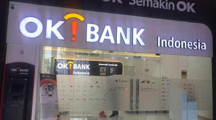 PT Bank Oke Indonesia Tbk. / IDX Channel\n