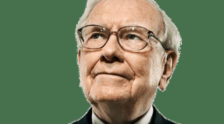 Warren Buffett. Dok: Free PNGimg.com\n