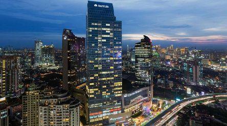 Raffles Hotel di Jalan Prof. Dr. Satrio, Kuningan, Jakarta Selatan / Booking.com\n
