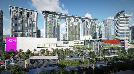 AEON Mall Sentul City / Facebook @aeonmallsentul\n